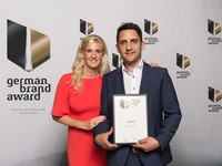 JuCad remporte le « German Brand Award »