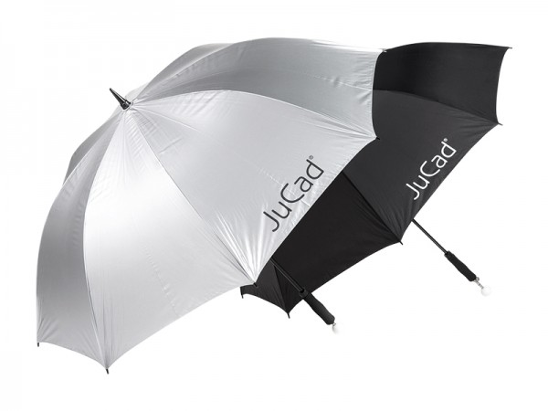 JuCad Teleskop-Golfschirm Automatik