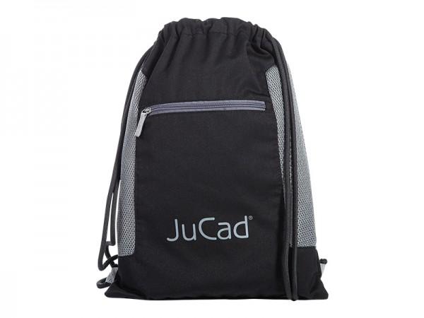 Sac de sport JuCad, noir-gris