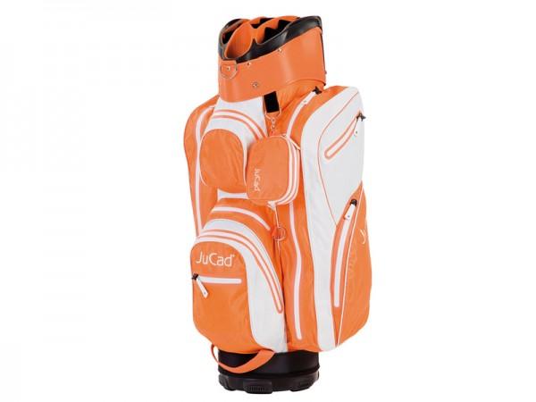 JuCad Bag Aquastop weiß-orange