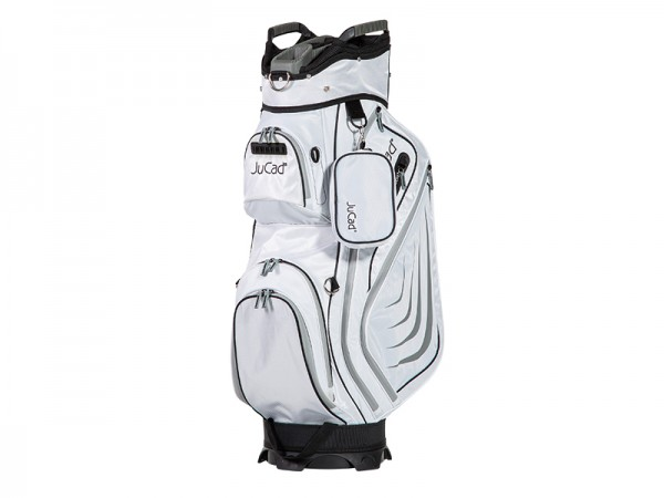 JuCad bag Captain Dry, white-grey