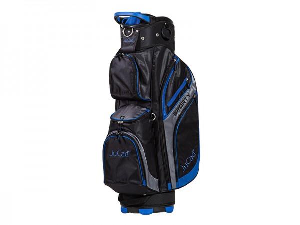 JuCad Bag Sporty schwarz-blau