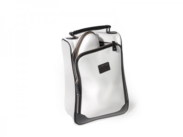JuCad shoe bag Sydney black-white