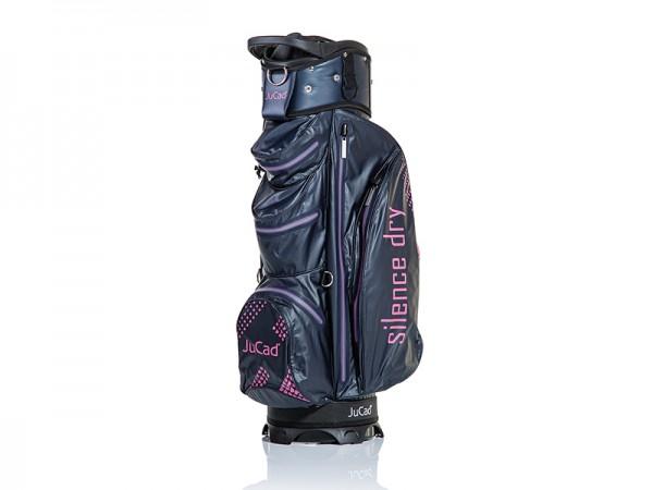 JuCad bag Silence Dry dark blue-pink