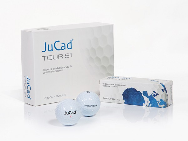 JuCad Golfball Tour S1