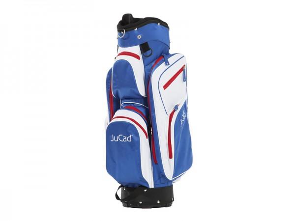 JuCad Bag Junior blau-weiss-rot