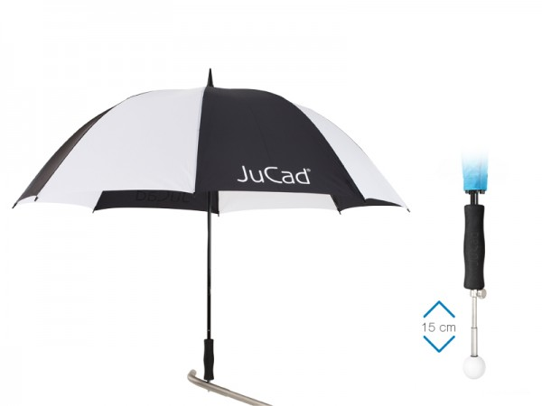 JuCad telescopic umbrella with pin