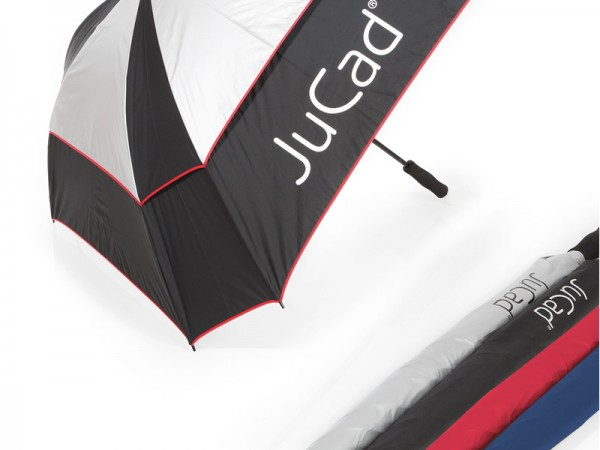 Windproof JuCad umbrella with pin