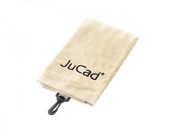 Serviette de golf JuCad, beige