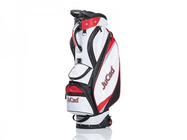 JuCad Bag to roll schwarz-weiß-rot