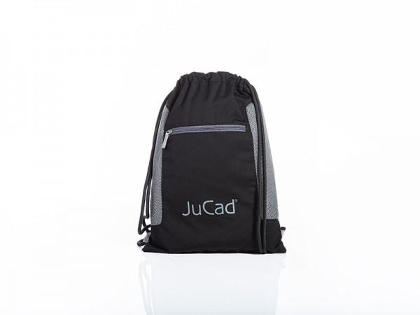 JuCad sports bag black-grey