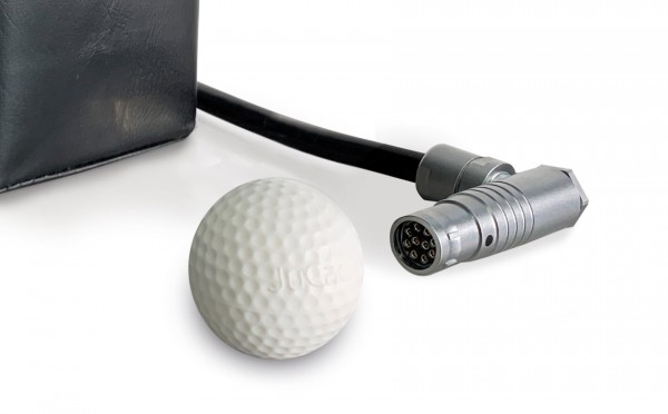 JuCad protective ball for Powerpack connectors