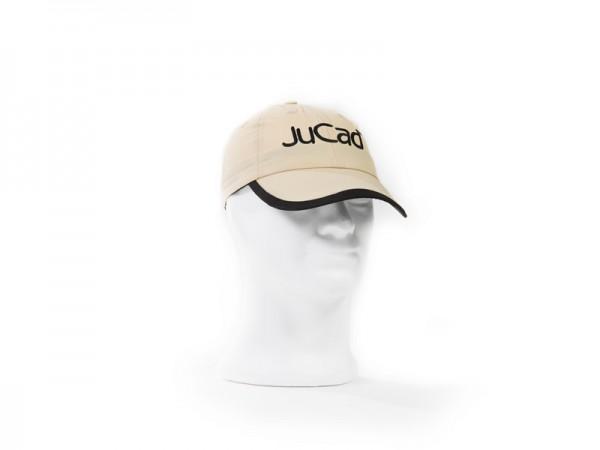 Casquette JuCad, modèle soft beige